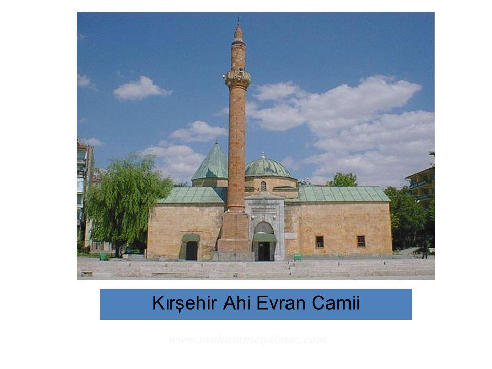 Kırşehir Ahi Evran Camii