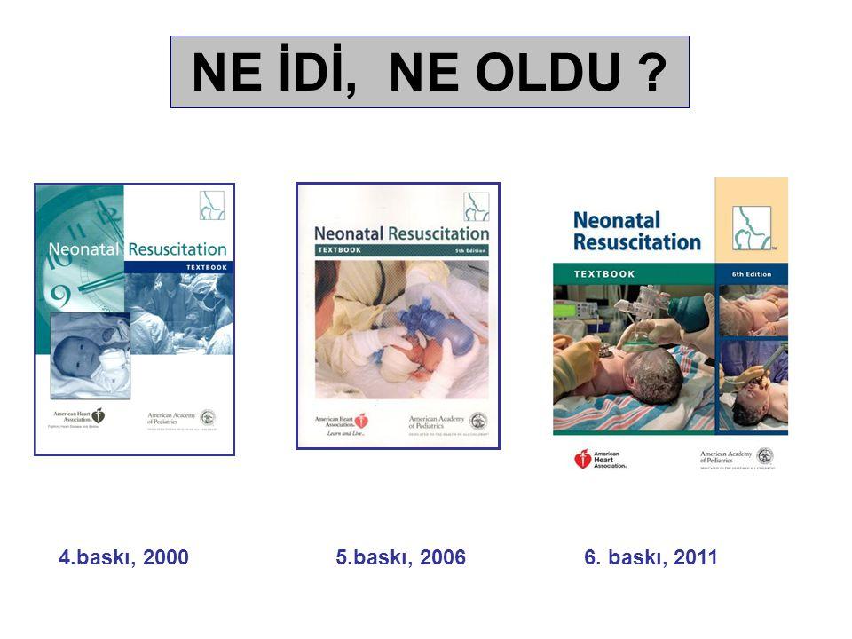 NE İDİ, NE OLDU 4.baskı, 2000 5.baskı, 2006 6. baskı, 2011