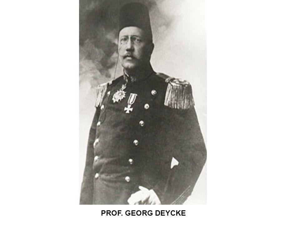 PROF. GEORG DEYCKE