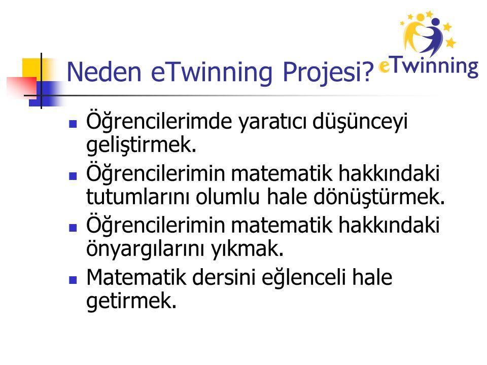 Neden eTwinning Projesi