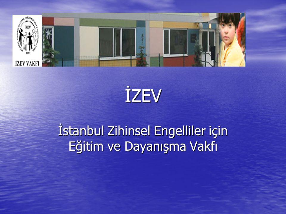 İstanbul Zihinsel Engelliler için Eğitim ve Dayanışma Vakfı