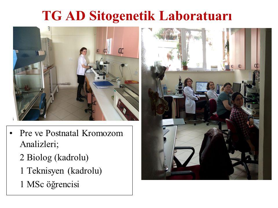 TG AD Sitogenetik Laboratuarı