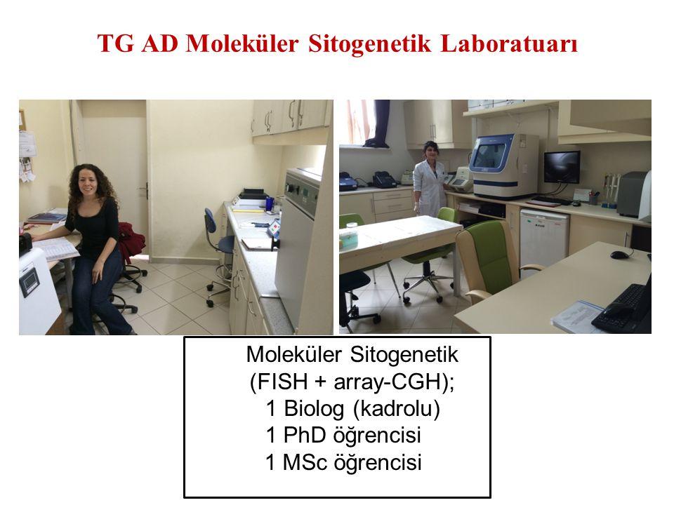 TG AD Moleküler Sitogenetik Laboratuarı