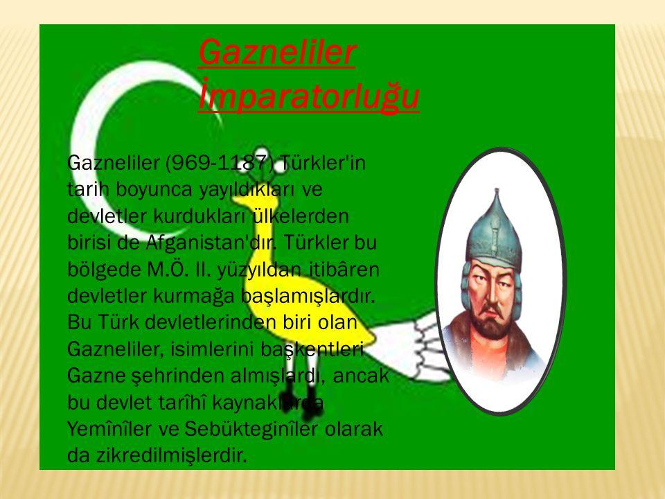 Gazneliler İmparatorluğu