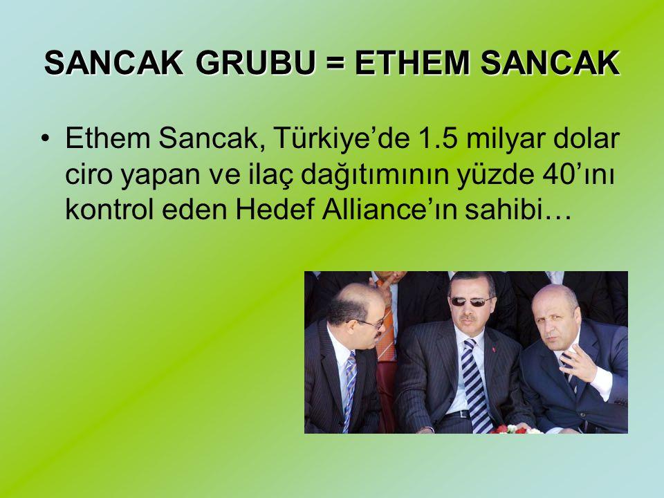 SANCAK GRUBU = ETHEM SANCAK
