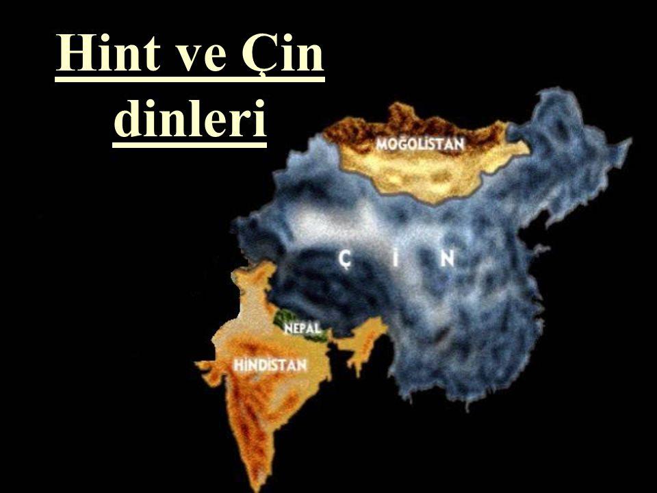 Hint ve Çin dinleri
