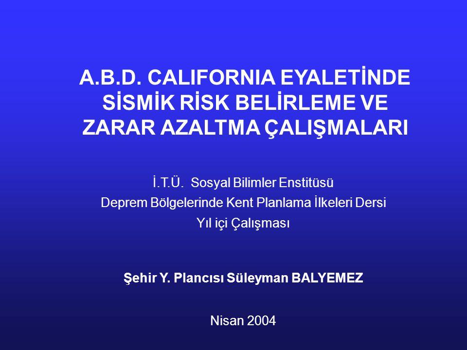 Şehir Y. Plancısı Süleyman BALYEMEZ