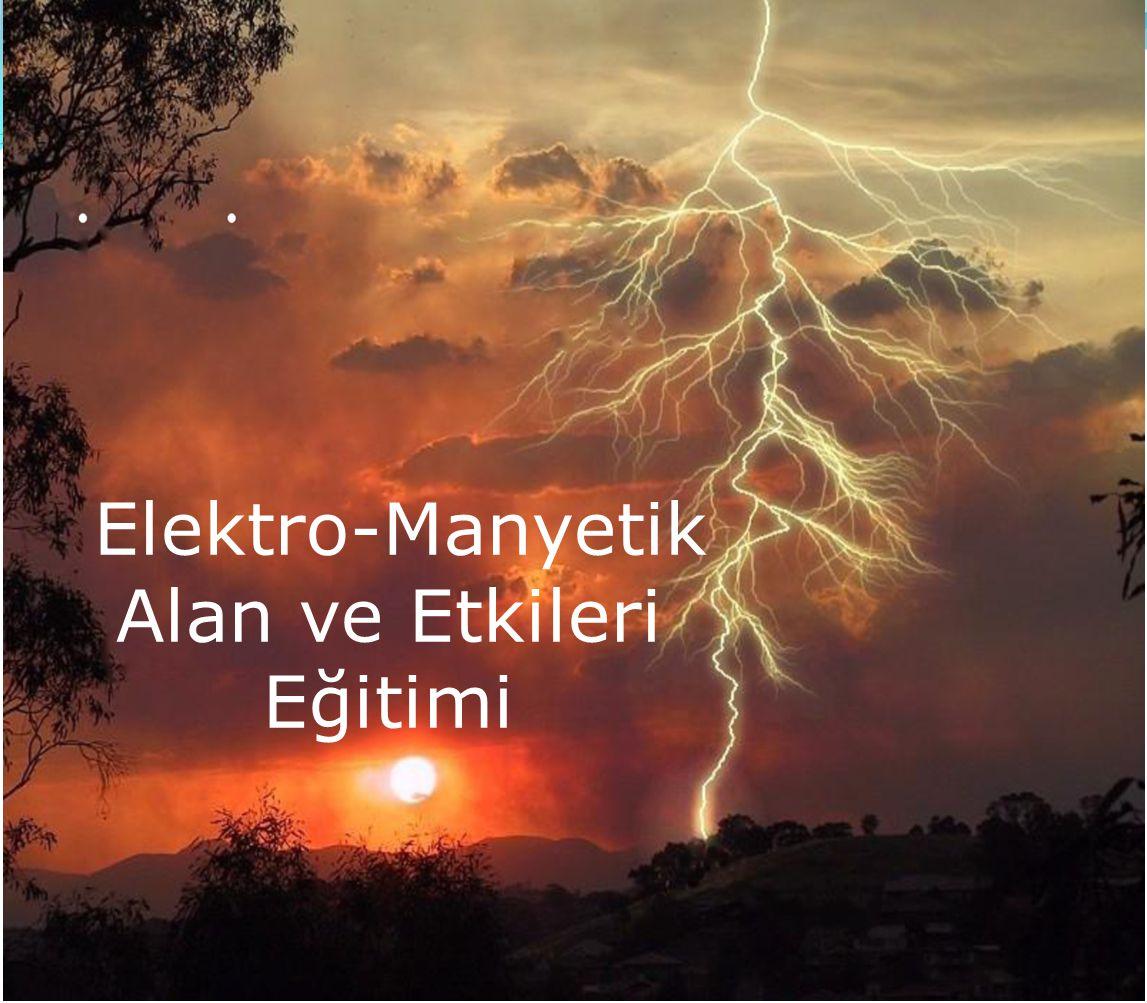 Elektro-Manyetik Alan ve Etkileri Eğitimi