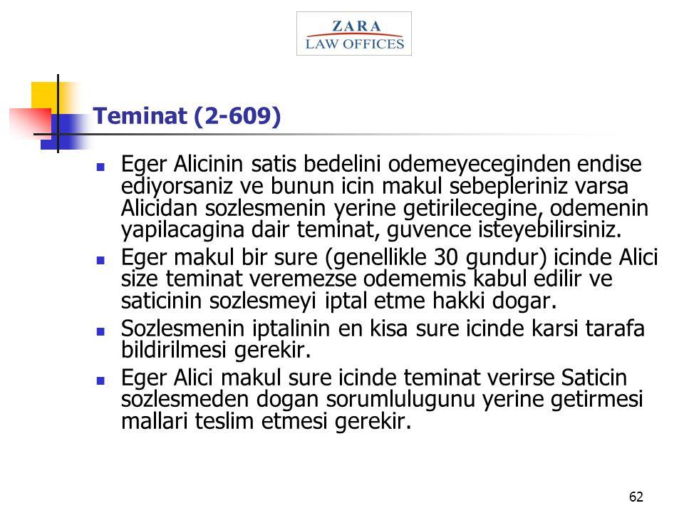 Teminat (2-609)