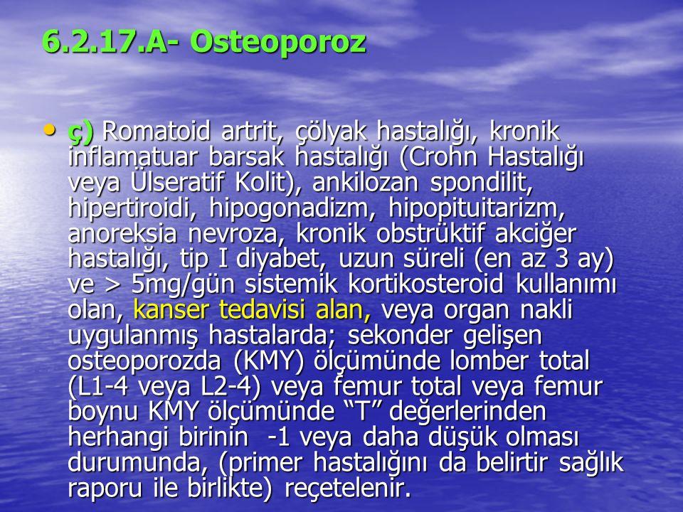 6.2.17.A- Osteoporoz