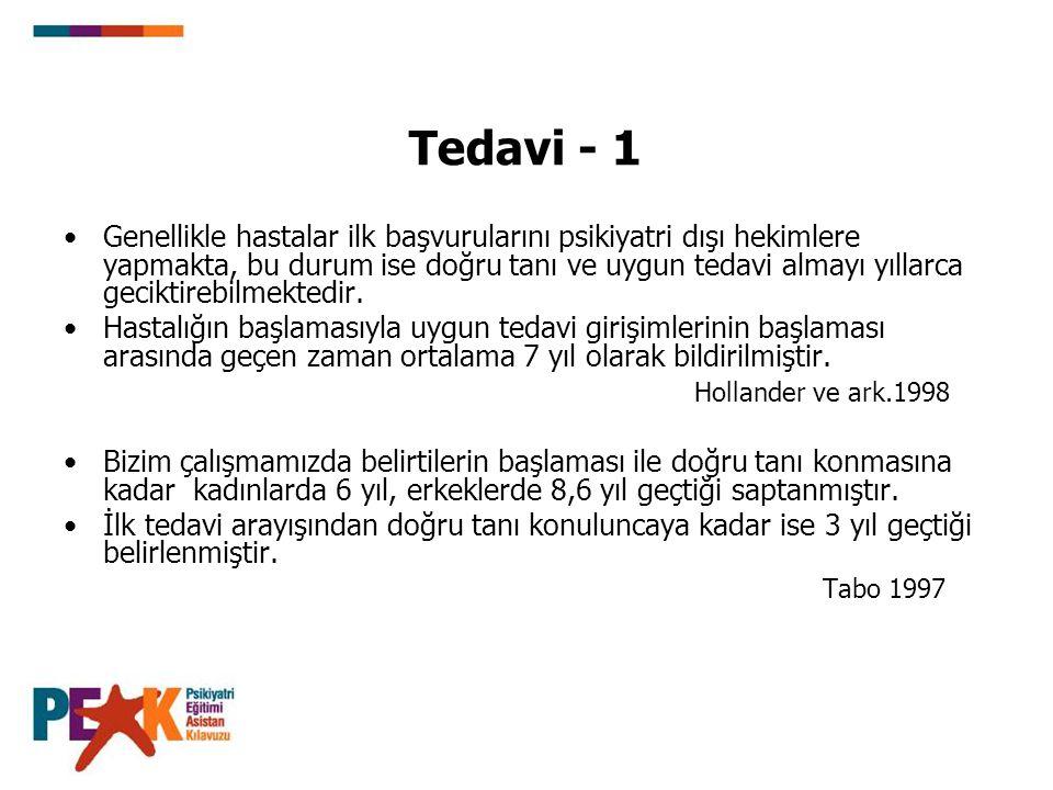 Tedavi - 1