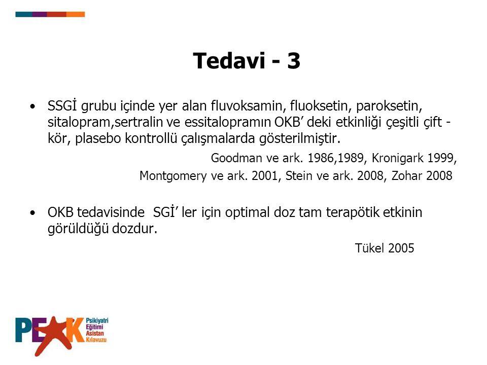 Tedavi - 3