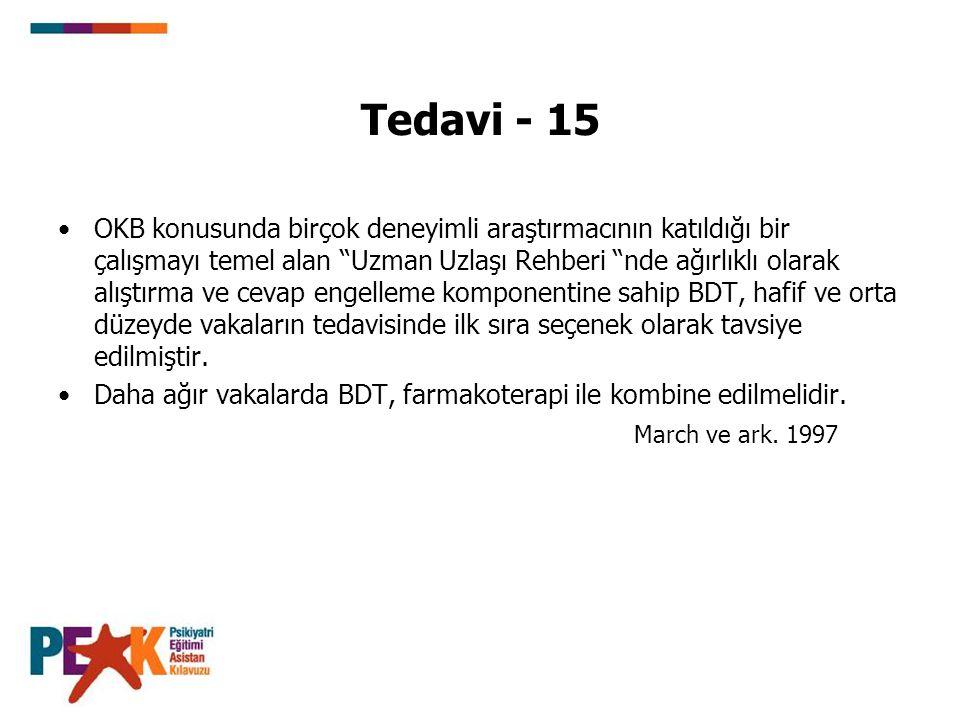 Tedavi - 15