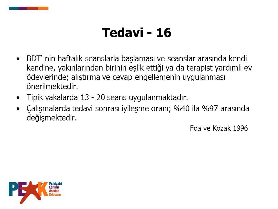 Tedavi - 16