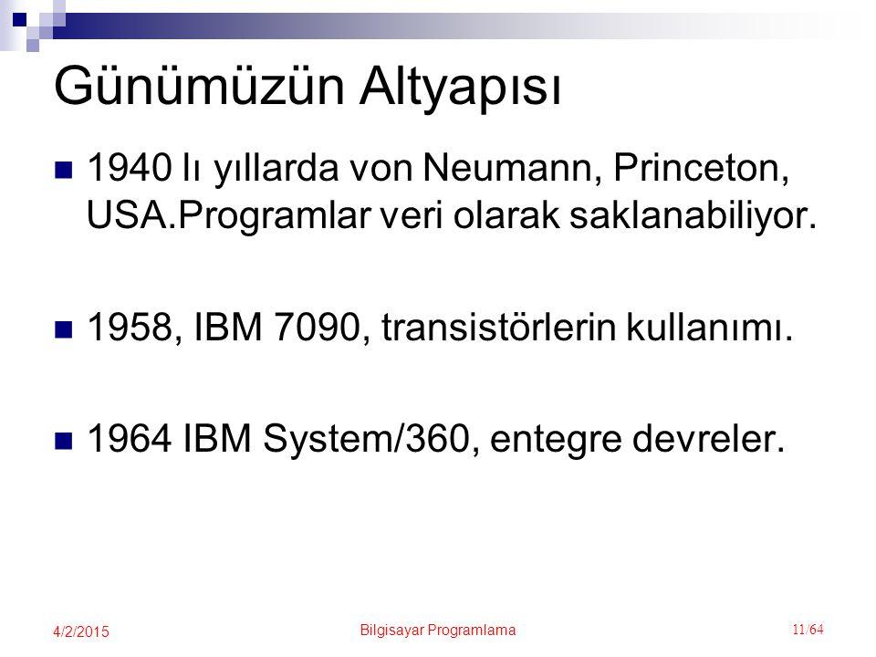 Bilgisayar Programlama