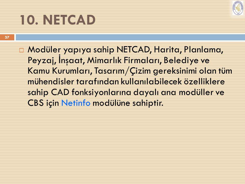 10. NETCAD