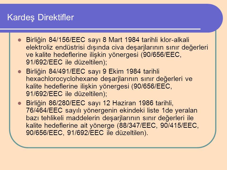 Kardeş Direktifler