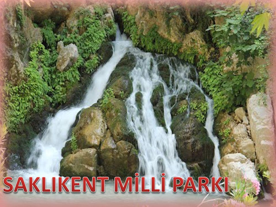 SAKLIKENT MİLLİ PARKI