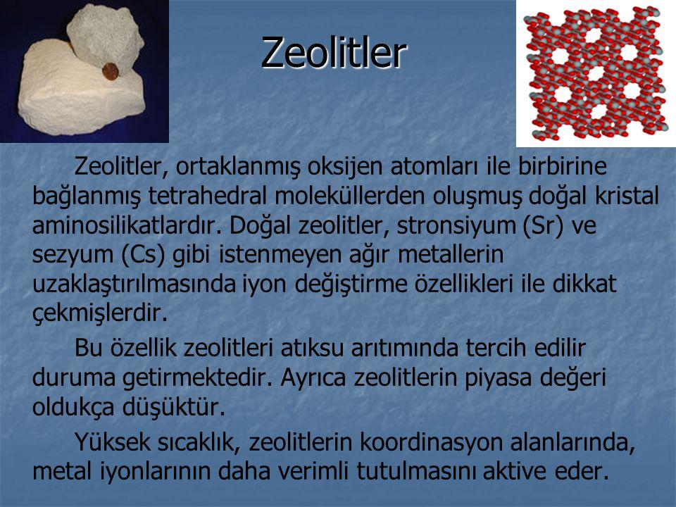 Zeolitler