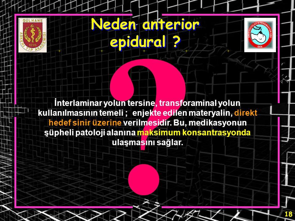 Neden anterior epidural