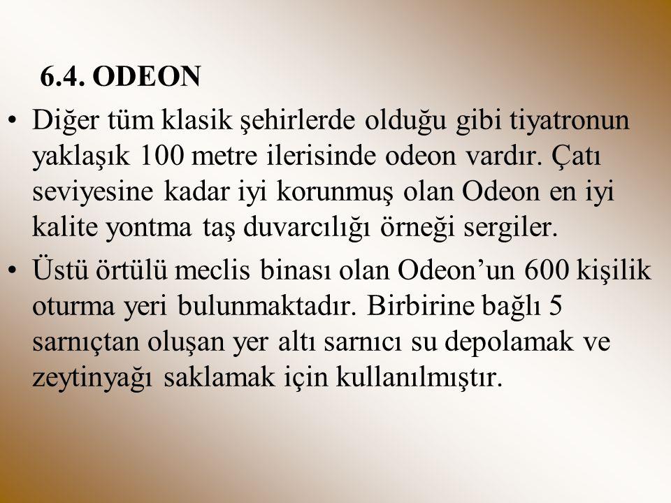 6.4. ODEON
