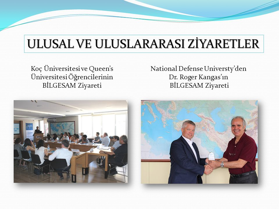 National Defense Universty'den