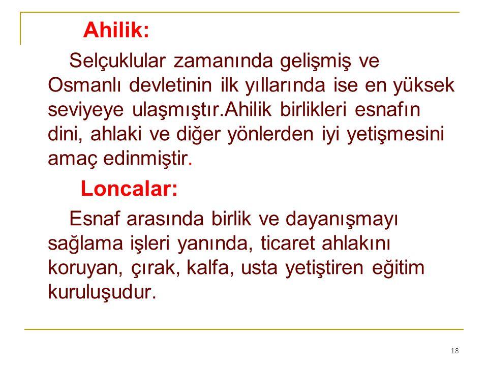 Ahilik: