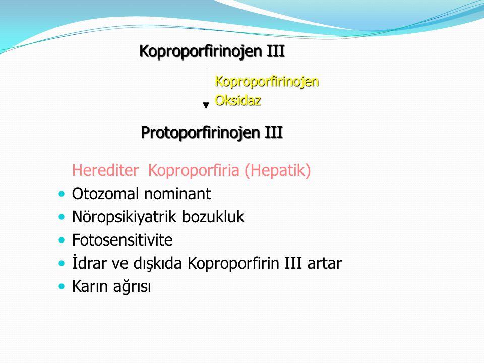 Koproporfirinojen III