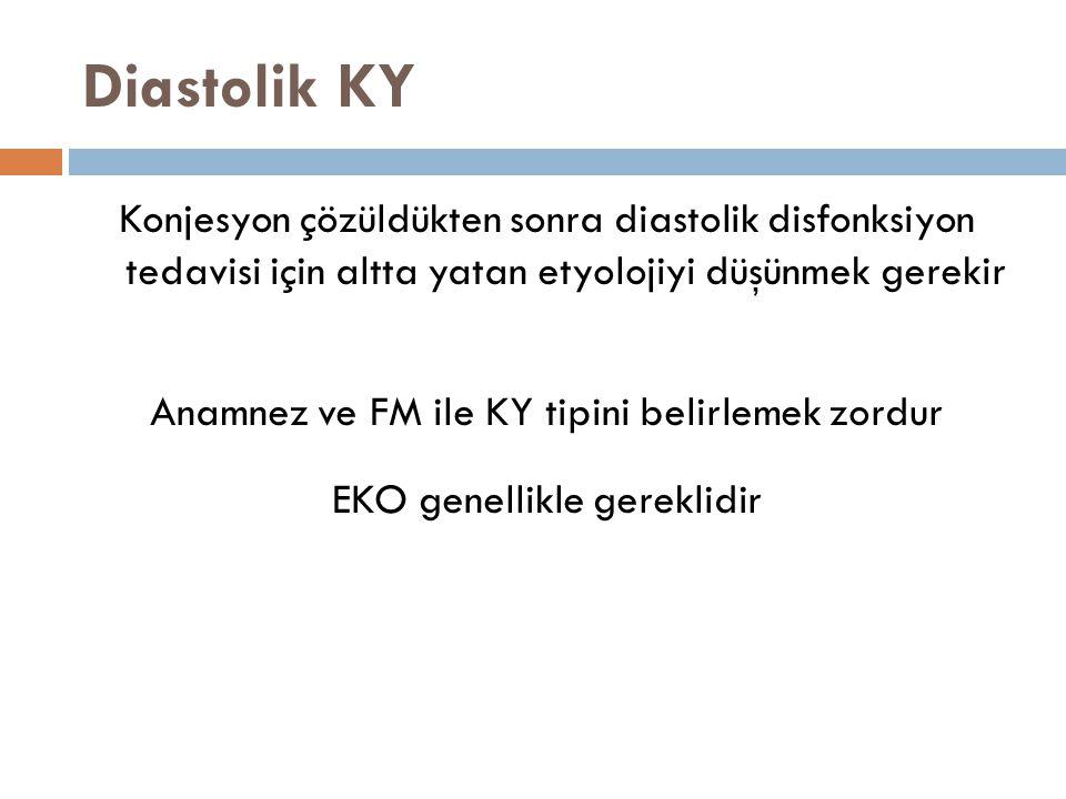 Diastolik KY