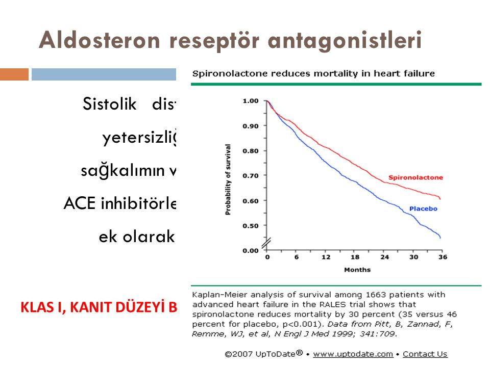 Aldosteron reseptör antagonistleri