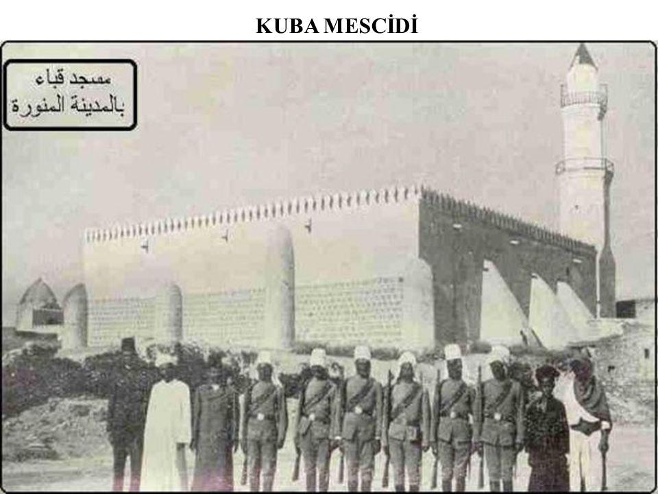 KUBA MESCİDİ