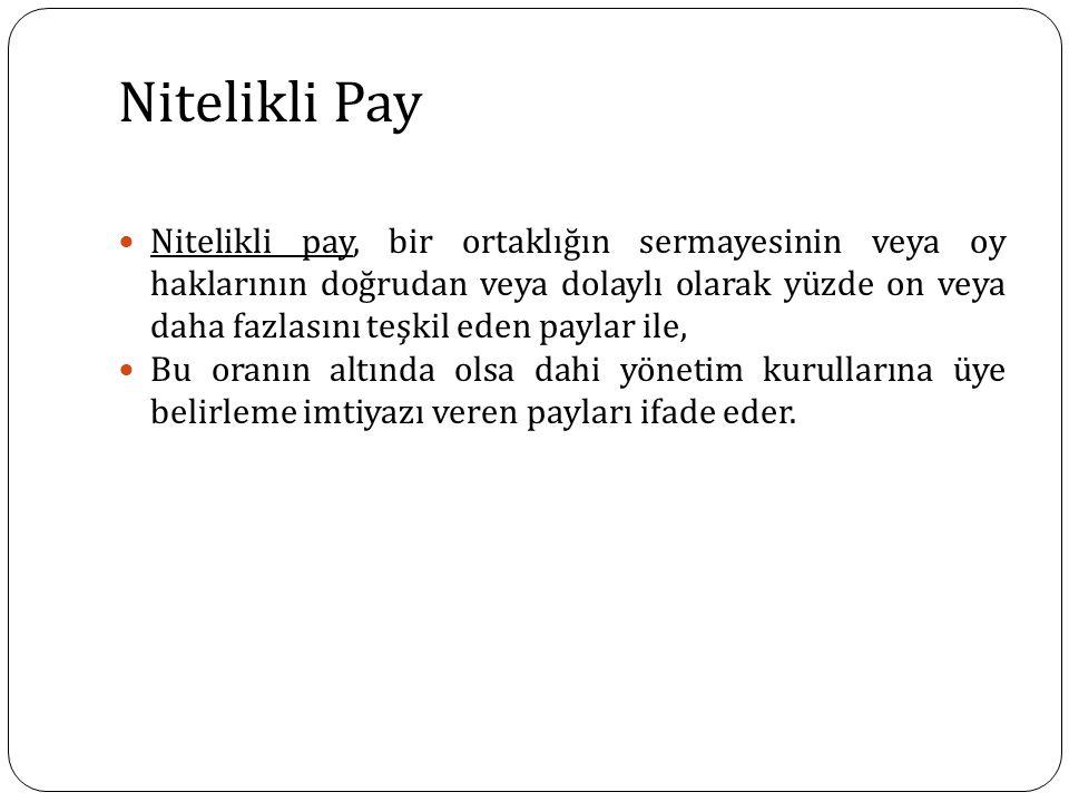 Nitelikli Pay