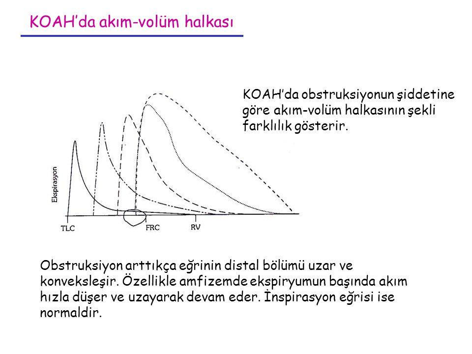 KOAH'da akım-volüm halkası