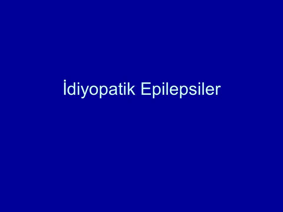 İdiyopatik Epilepsiler