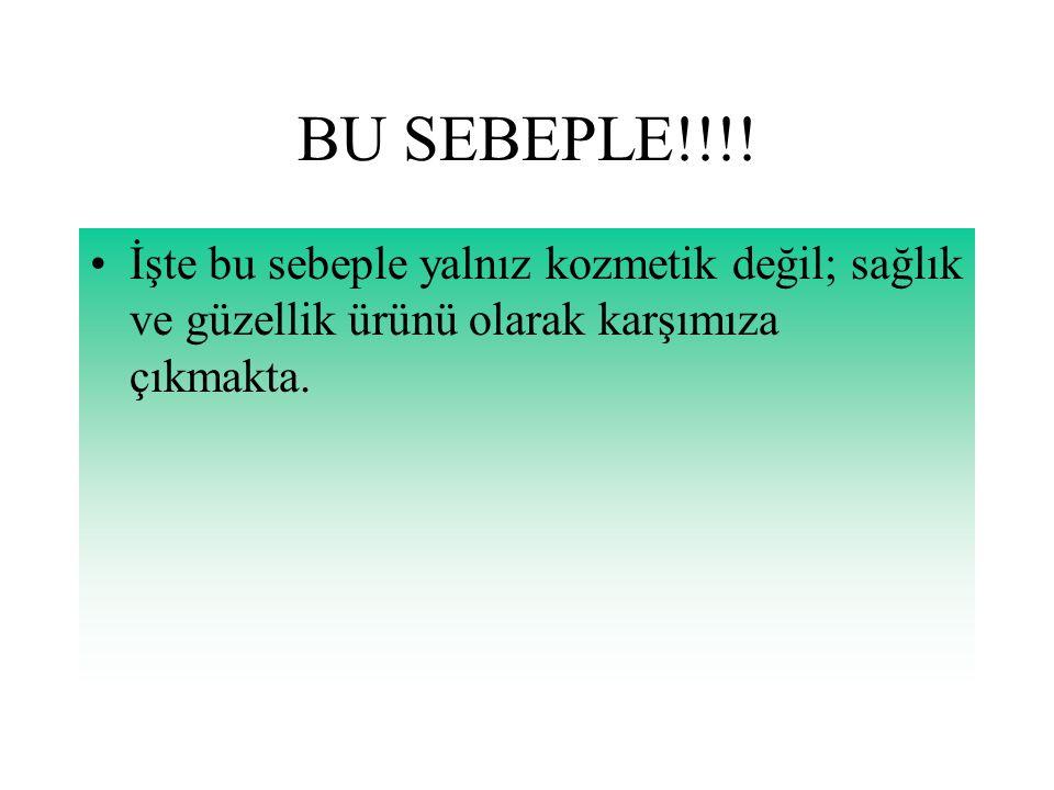 BU SEBEPLE!!!.