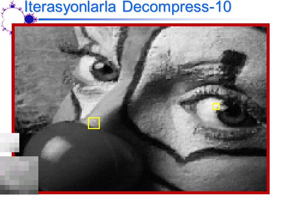 İterasyonlarla Decompress-10