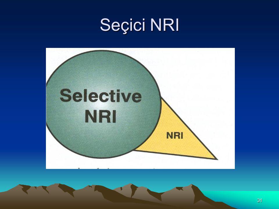 Seçici NRI