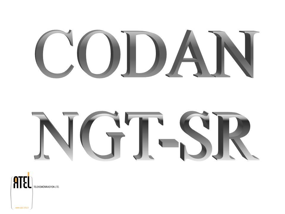 CODAN NGT-SR