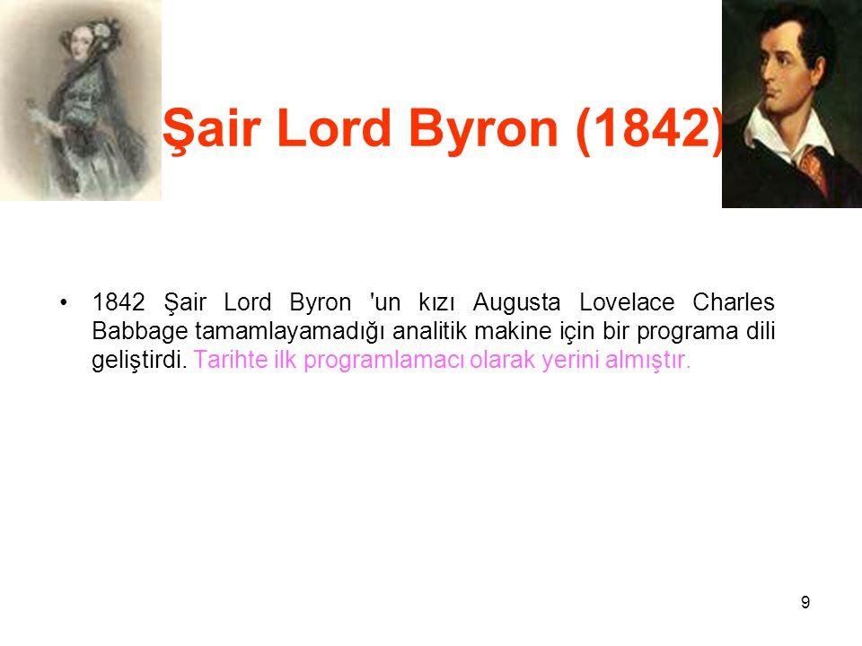 Şair Lord Byron (1842)