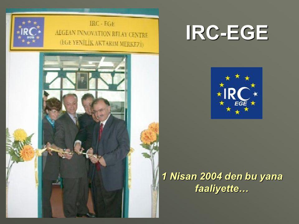 1 Nisan 2004 den bu yana faaliyette…