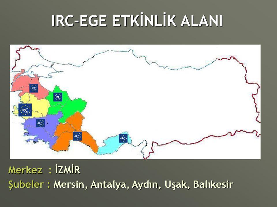 IRC-EGE ETKİNLİK ALANI