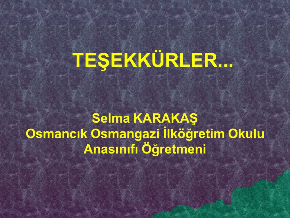 Osmancık Osmangazi İlköğretim Okulu