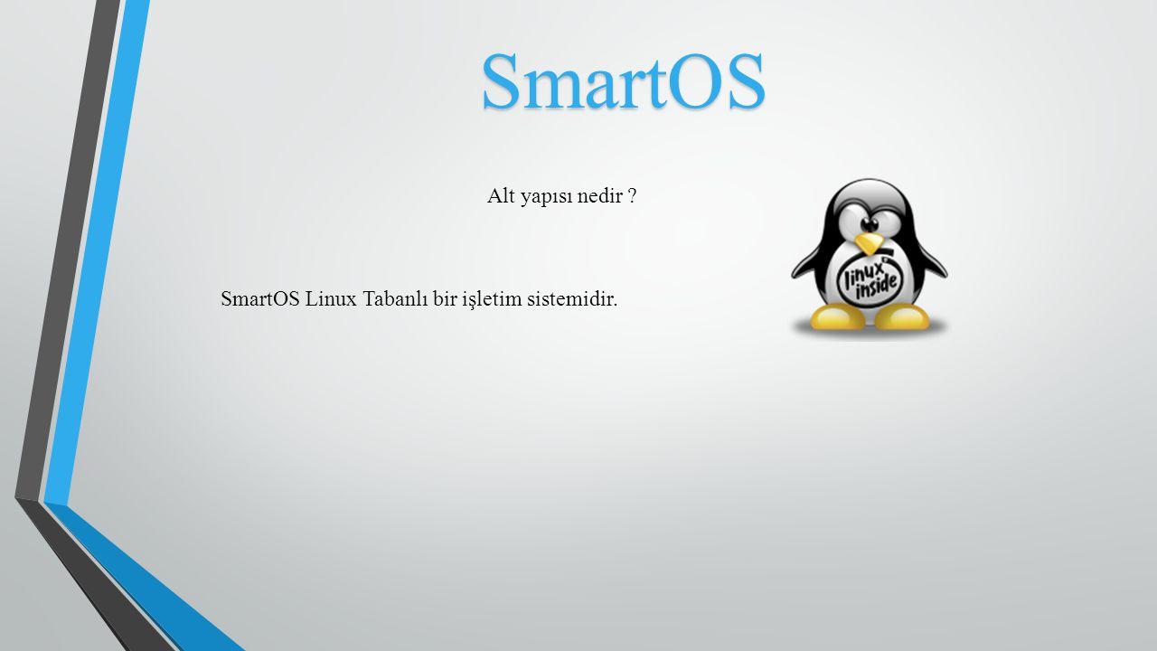 SmartOS Alt yapısı nedir