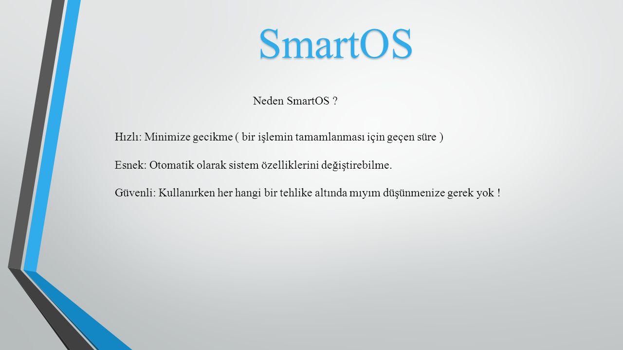 SmartOS Neden SmartOS Hızlı: Minimize gecikme ( bir işlemin tamamlanması için geçen süre )