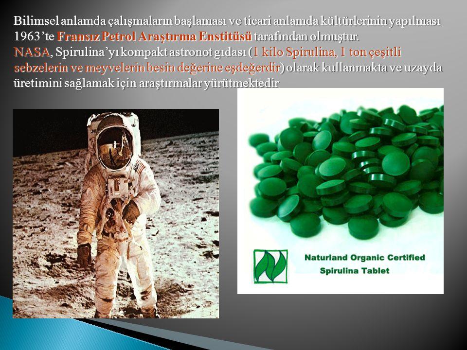 Bilimsel anlamda çalışmaların başlaması ve ticari anlamda kültürlerinin yapılması 1963'te Fransız Petrol Araştırma Enstitüsü tarafından olmuştur.