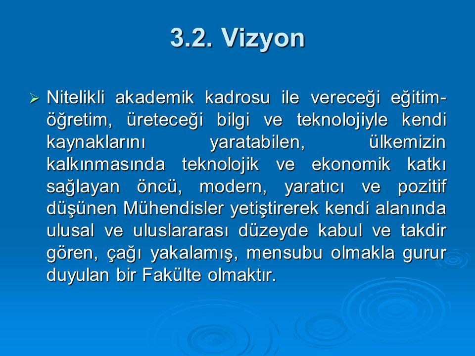 3.2. Vizyon