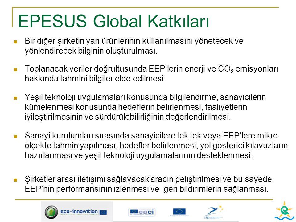 EPESUS Global Katkıları