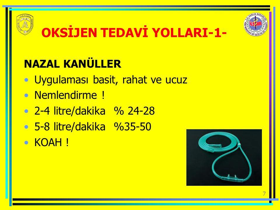 OKSİJEN TEDAVİ YOLLARI-1-