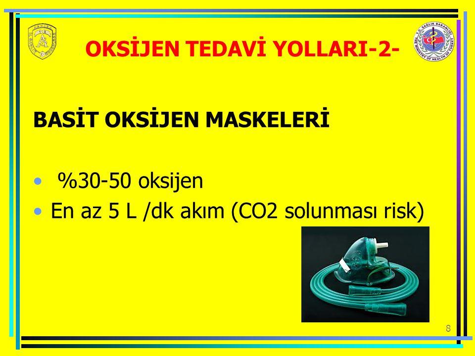 OKSİJEN TEDAVİ YOLLARI-2-