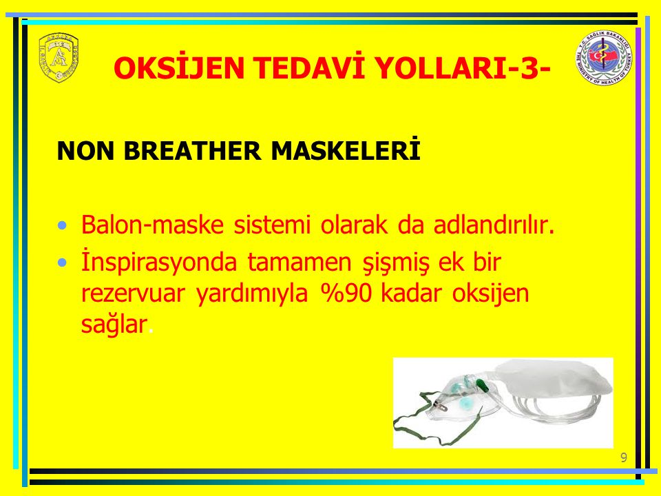OKSİJEN TEDAVİ YOLLARI-3-